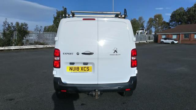2018 Peugeot Expert 1400 2.0 Bluehdi 120 Professional Van (NU18XCS) Image 6
