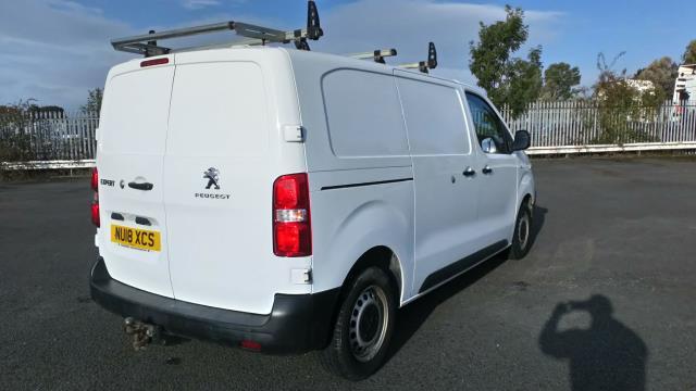 2018 Peugeot Expert 1400 2.0 Bluehdi 120 Professional Van (NU18XCS) Image 7