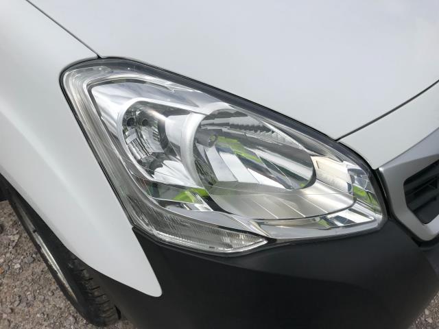 2018 Peugeot Partner  L2 715 S 1.6 BLUEHDI 100 CREW VAN EURO 6 *Restricted to 70MPH* (NU18XZS) Image 33
