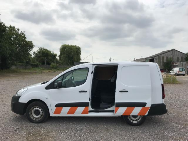 2018 Peugeot Partner  L2 715 S 1.6 BLUEHDI 100 CREW VAN EURO 6 *Restricted to 70MPH* (NU18XZS) Image 10