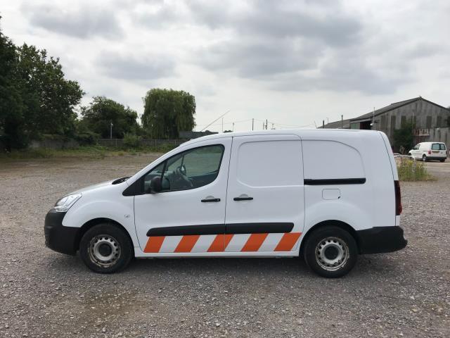 2018 Peugeot Partner  L2 715 S 1.6 BLUEHDI 100 CREW VAN EURO 6 *Restricted to 70MPH* (NU18XZS) Image 9