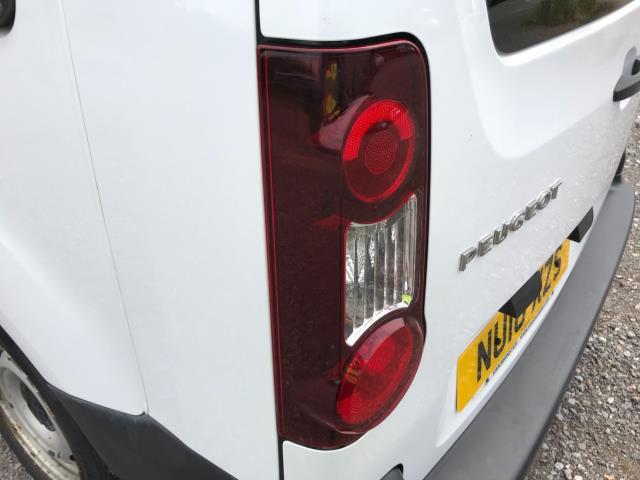 2018 Peugeot Partner  L2 715 S 1.6 BLUEHDI 100 CREW VAN EURO 6 *Restricted to 70MPH* (NU18XZS) Image 38