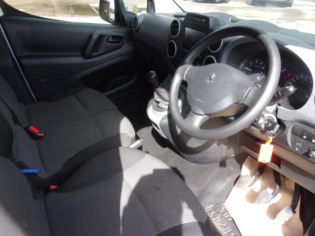 2018 Peugeot Partner L1 850 1.6 BLUEHDI 100PS PROFESSIONAL (NON S/S) EURO 6 (NU18YBO) Image 2