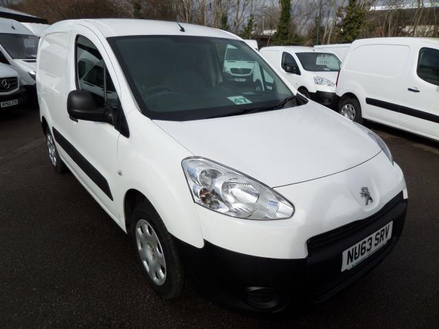 2013 Peugeot Partner 850 S 1.6 Hdi 92 Van (NU63SRV)