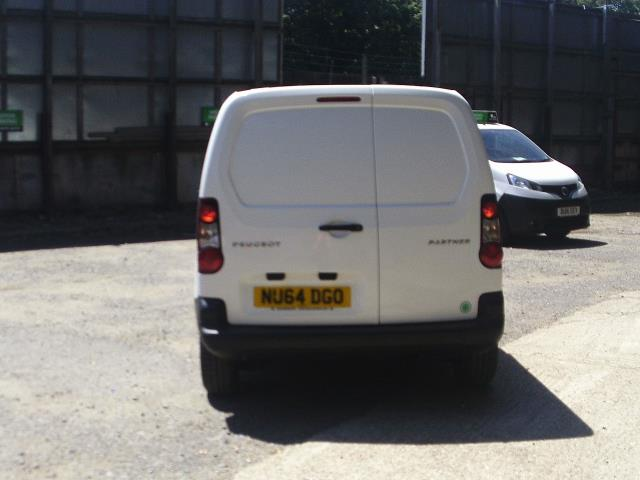 2014 Peugeot Partner L1 850S 1.6HDi 92PS Van Euro 5 (NU64DGO) Image 5
