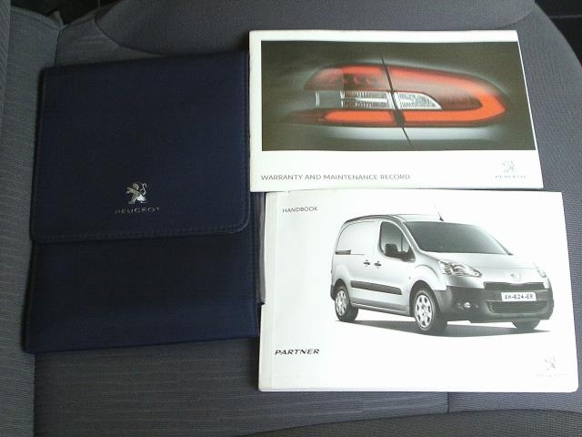 2014 Peugeot Partner L1 850S 1.6HDi 92PS Van Euro 5 (NU64DGO) Image 20