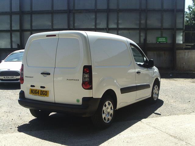 2014 Peugeot Partner L1 850S 1.6HDi 92PS Van Euro 5 (NU64DGO) Image 7