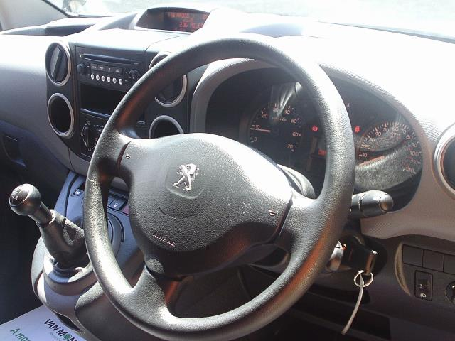 2014 Peugeot Partner L1 850S 1.6HDi 92PS Van Euro 5 (NU64DGO) Image 14