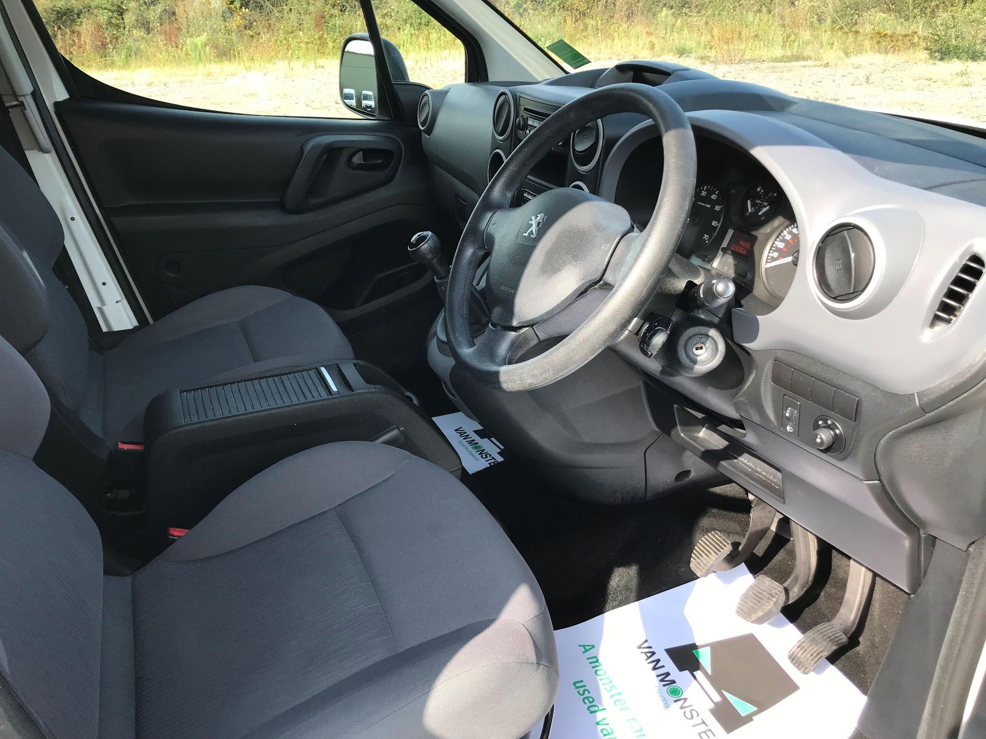 2014 Peugeot Partner L1 850 S 1.6 92PS (SLD) EURO 5 (NU64DHE) Image 22