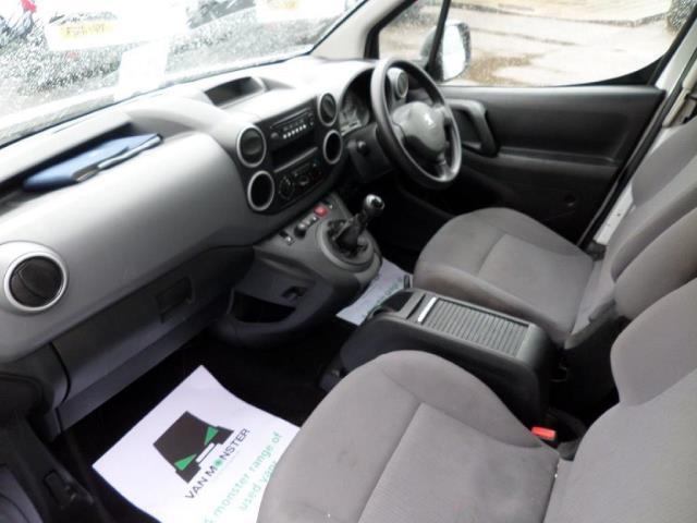 2014 Peugeot Partner 850 S 1.6 Hdi 92 Van [Sld] EURO 5 (NU64DJF) Image 8