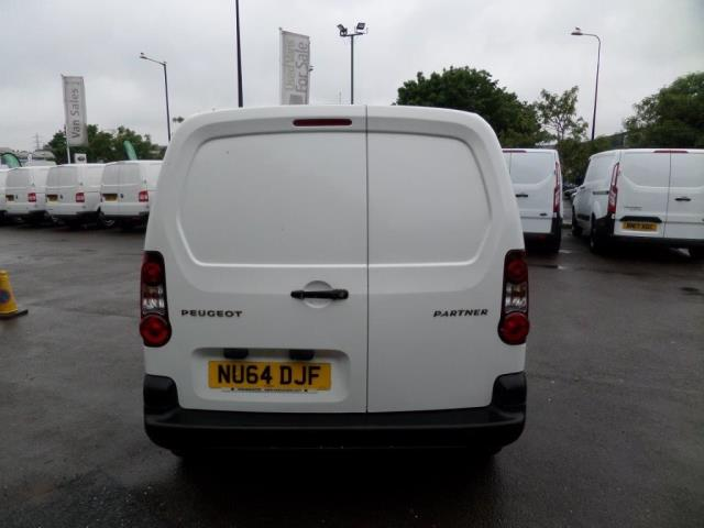 2014 Peugeot Partner 850 S 1.6 Hdi 92 Van [Sld] EURO 5 (NU64DJF) Image 2