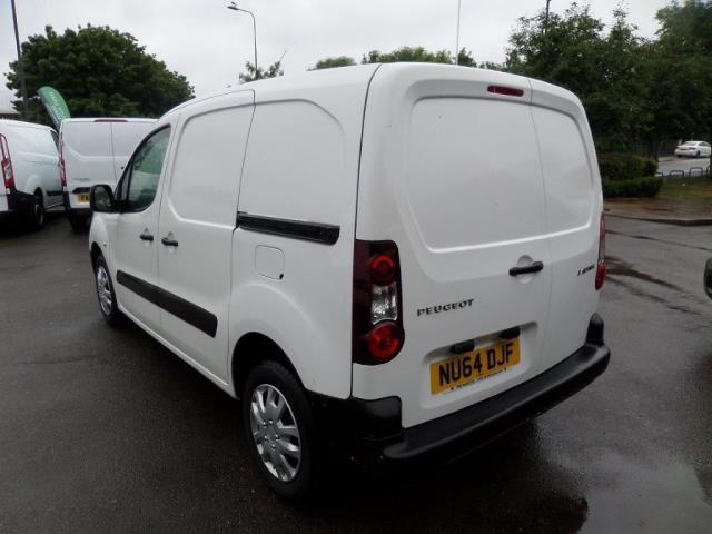 2014 Peugeot Partner 850 S 1.6 Hdi 92 Van [Sld] EURO 5 (NU64DJF) Image 6