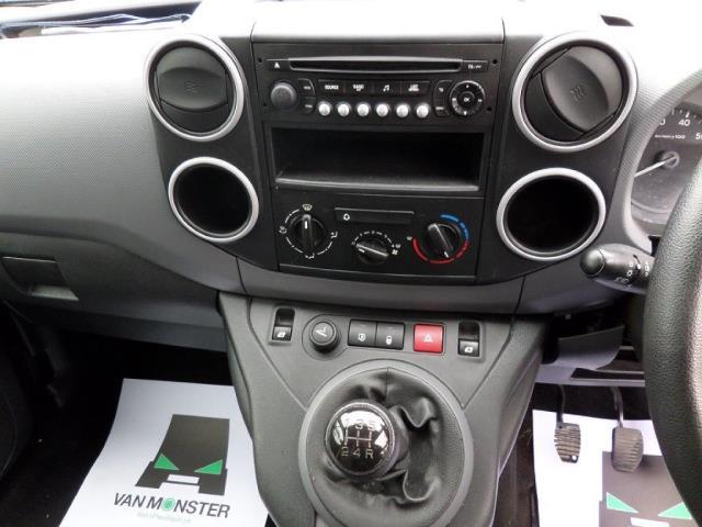 2014 Peugeot Partner 850 S 1.6 Hdi 92 Van [Sld] EURO 5 (NU64DJF) Image 10