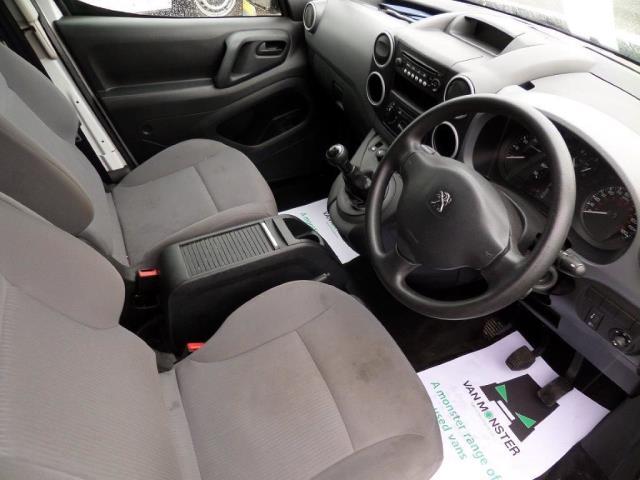 2014 Peugeot Partner 850 S 1.6 Hdi 92 Van [Sld] EURO 5 (NU64DJF) Image 7