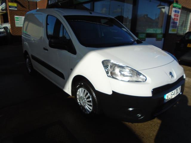 2014 Peugeot Partner 850 S 1.6 Hdi 92 Van (NU64DLY)