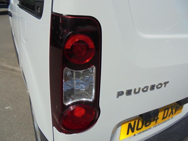 2014 Peugeot Partner L1 850 S 1.6 92PS (SLD) EURO 5 (NU64DXP) Image 13