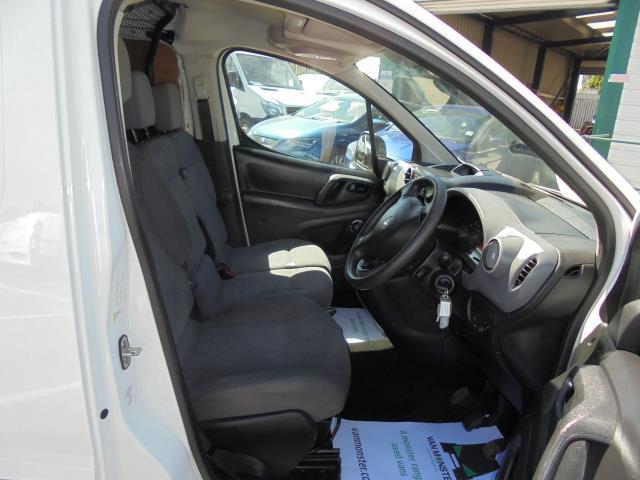 2014 Peugeot Partner L1 850 S 1.6 92PS (SLD) EURO 5 (NU64DXP) Image 18