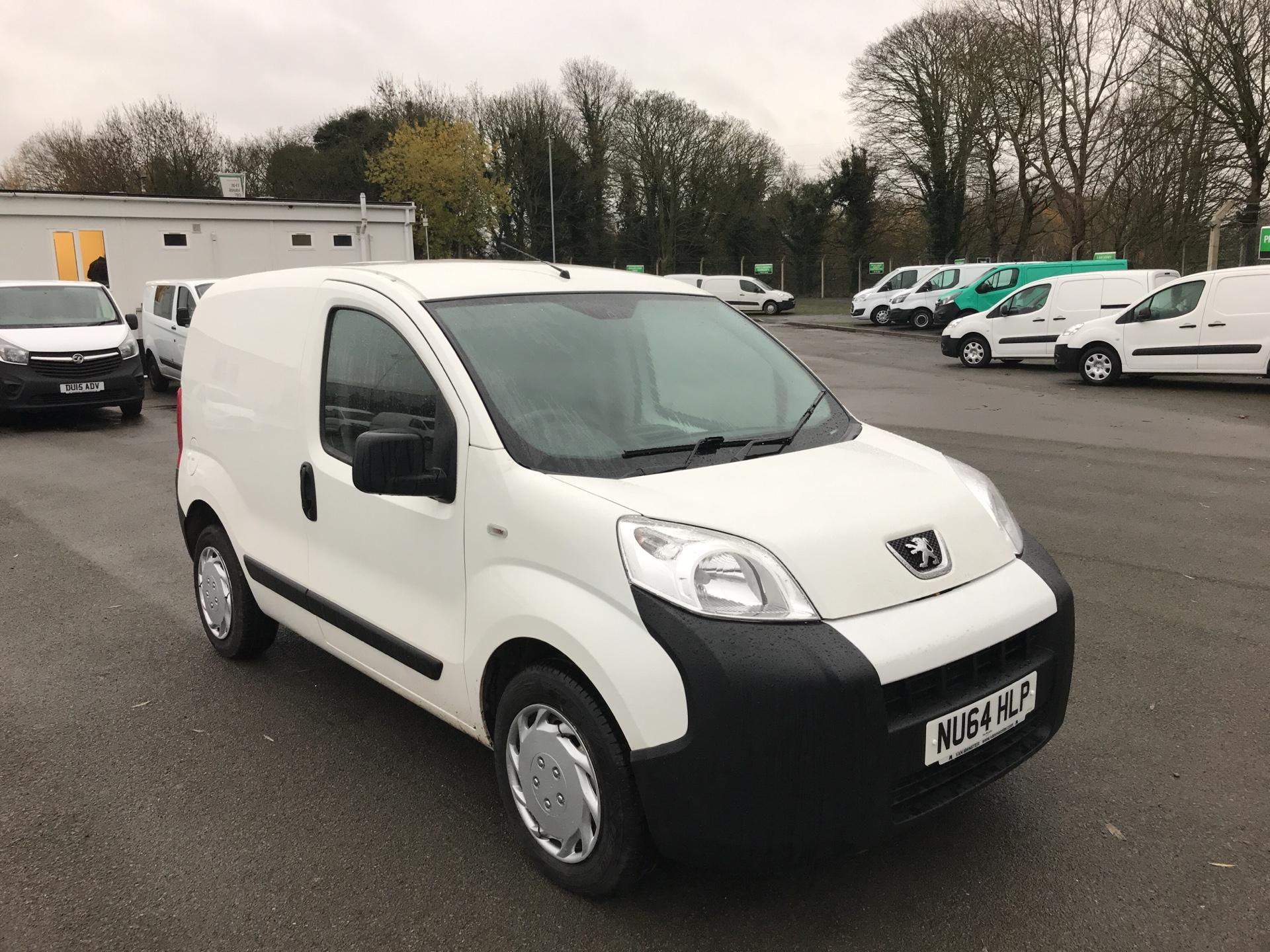 2014 Peugeot Bipper 1.3 HDI 75 S PLUS PACK NON S/S EURO 5 (NU64HLP)