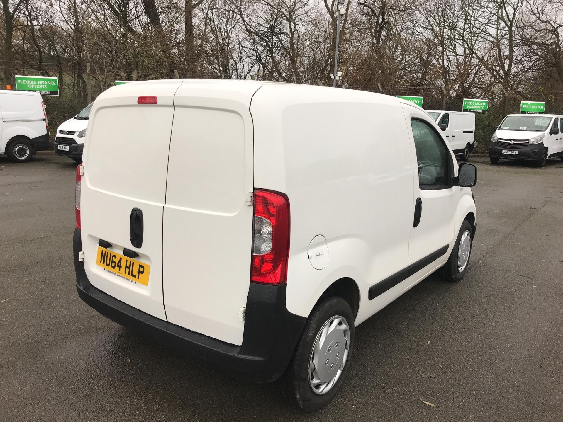 2014 Peugeot Bipper 1.3 HDI 75 S PLUS PACK NON S/S EURO 5 (NU64HLP) Image 3