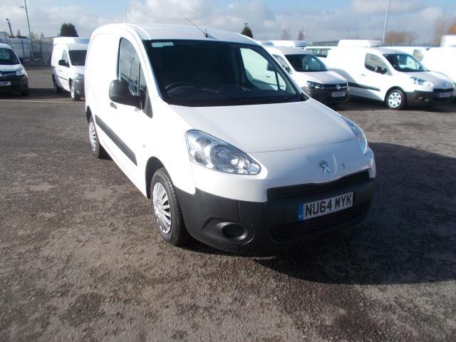 2014 Peugeot Partner 850 S 1.6 Hdi 92 Van (NU64MYK)