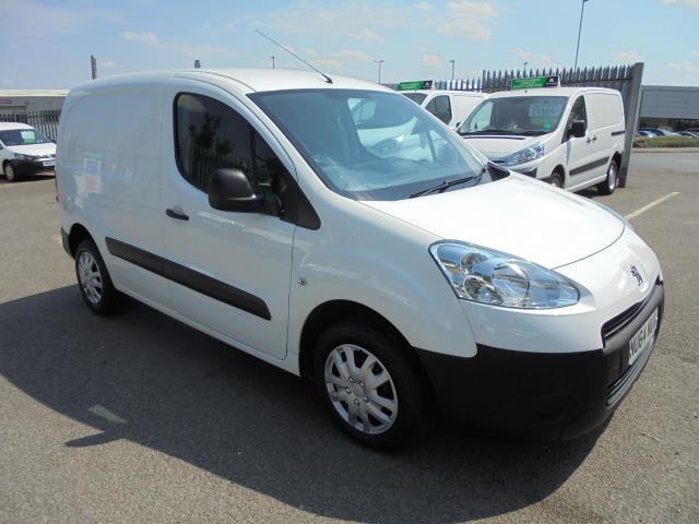 2014 Peugeot Partner L1 850 S 1.6 92PS (SLD) EURO 5 (NU64NUA)