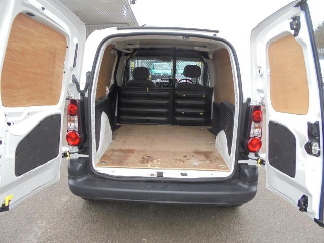 2014 Peugeot Partner L1 850 S 1.6 92PS (SLD) EURO 5 (NU64NUC) Image 15