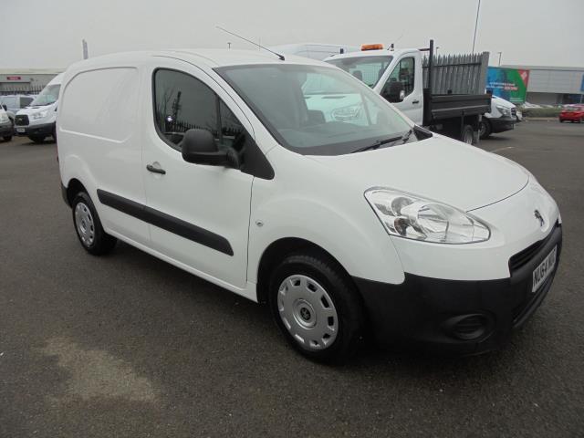 2014 Peugeot Partner L1 850 S 1.6 92PS (SLD) EURO 5 (NU64NUC)