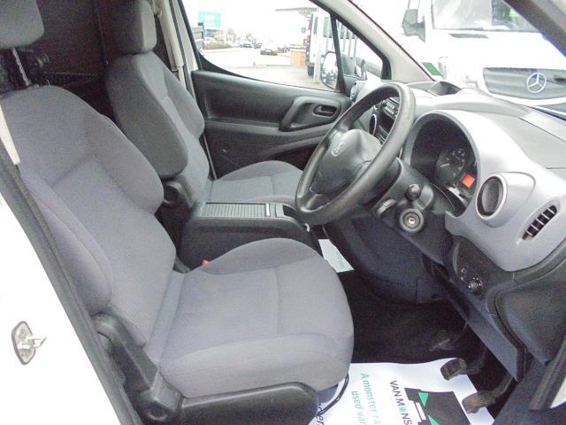 2014 Peugeot Partner L1 850 S 1.6 92PS (SLD) EURO 5 (NU64NUC) Image 9