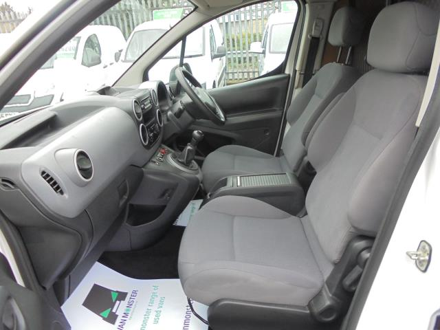 2014 Peugeot Partner L1 850 S 1.6 92PS (SLD) EURO 5 (NU64NUC) Image 14