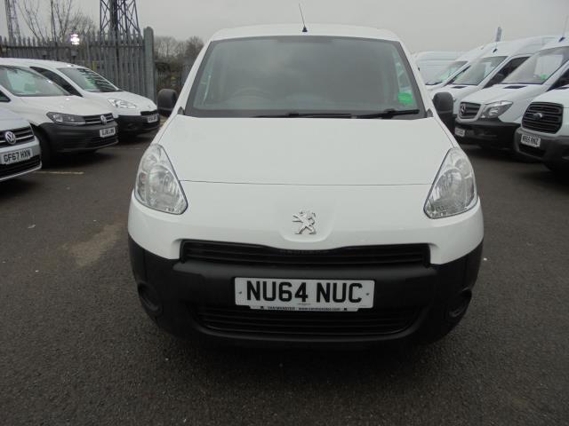 2014 Peugeot Partner L1 850 S 1.6 92PS (SLD) EURO 5 (NU64NUC) Image 8