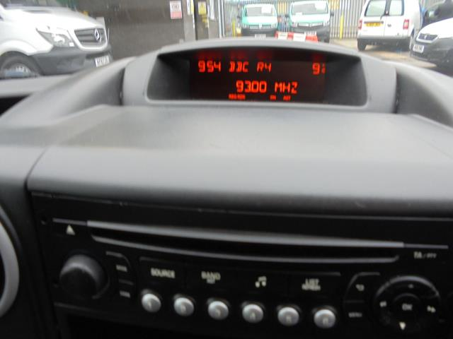 2014 Peugeot Partner L1 850 S 1.6 92PS (SLD) EURO 5 (NU64NUC) Image 10