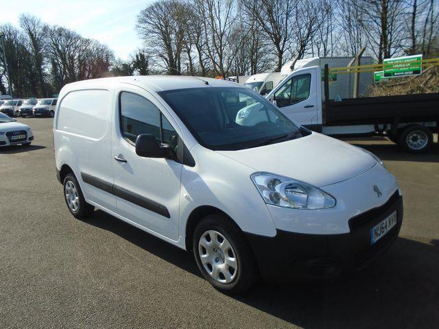 2014 Peugeot Partner L1 850 S 1.6 HDI 92bhp Van (NU64NVW)