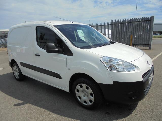 2014 Peugeot Partner L1 850 S 1.6 92PS (SLD) EURO 5 (NU64NWC)