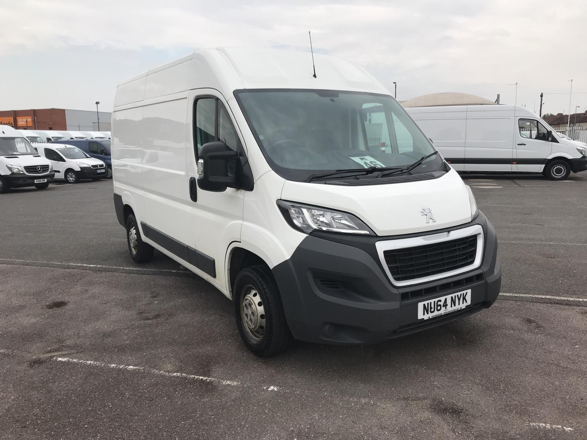 2014 Peugeot Boxer  L3 H2 2.2 130PS EURO 5 *VALUE RANGE VEHICLE CONDITION REFLECTED IN PRICE* (NU64NYK)
