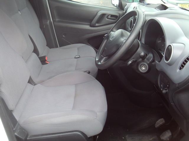 2014 Peugeot Partner L1 850 SE 1.6HDI 92PS EURO 5 3 SEATS (NU64OBH) Image 8