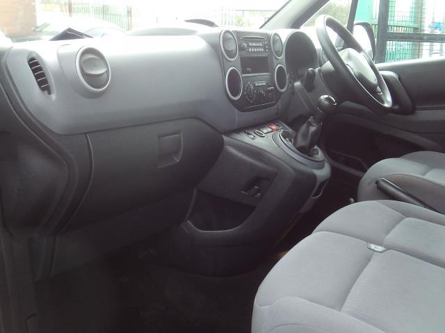 2014 Peugeot Partner L1 850 SE 1.6HDI 92PS EURO 5 3 SEATS (NU64OBH) Image 14