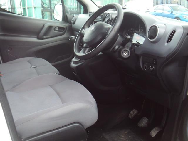 2014 Peugeot Partner L1 850 SE 1.6HDI 92PS EURO 5 3 SEATS (NU64OBH) Image 13