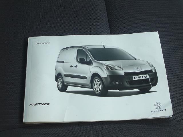 2014 Peugeot Partner L1 850 S 1.6 92PS (SLD) EURO 5 (NU64VFO) Image 33