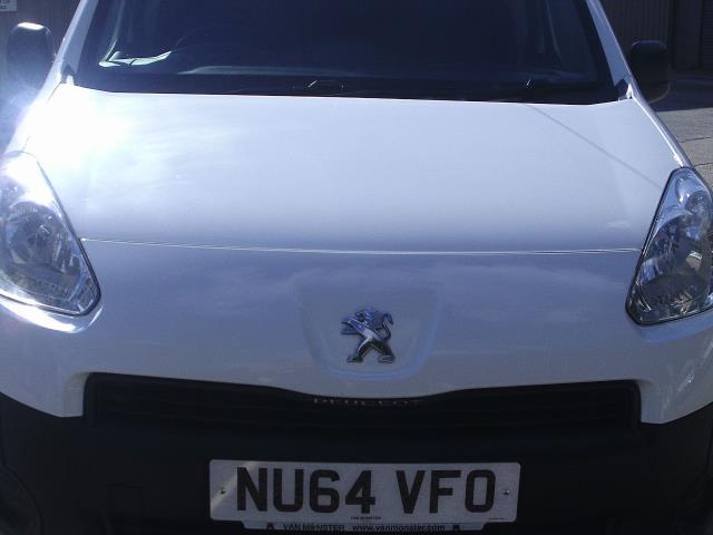 2014 Peugeot Partner L1 850 S 1.6 92PS (SLD) EURO 5 (NU64VFO) Image 14