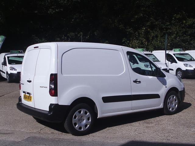 2014 Peugeot Partner L1 850 S 1.6 92PS (SLD) EURO 5 (NU64VFO) Image 5