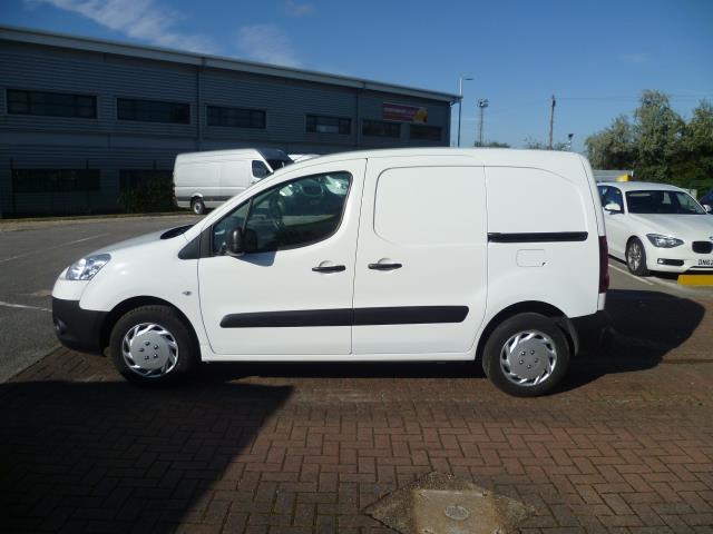 2014 Peugeot Partner L1 850 S 1.6 92PS (SLD) EURO 5 (NU64VTZ) Image 9