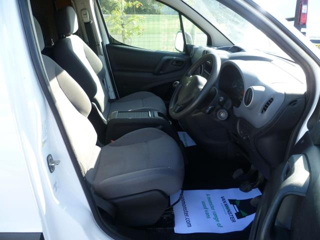 2014 Peugeot Partner L1 850 S 1.6 92PS (SLD) EURO 5 (NU64VTZ) Image 18