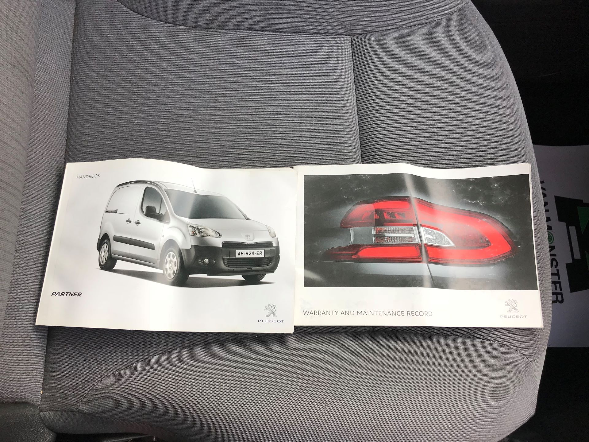 2014 Peugeot Partner L1 850 S 1.6 92PS (SLD) EURO 5 (NU64WFZ) Image 27