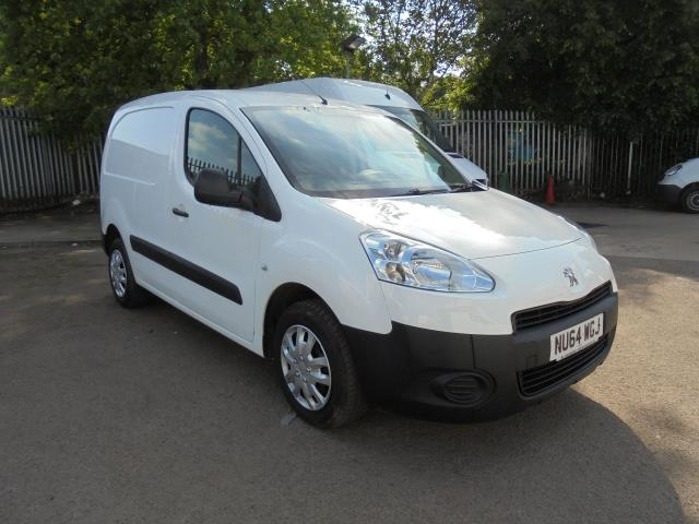2014 Peugeot Partner L1 850 S 1.6 92PS Van [Sld] EURO5 (NU64WGJ)