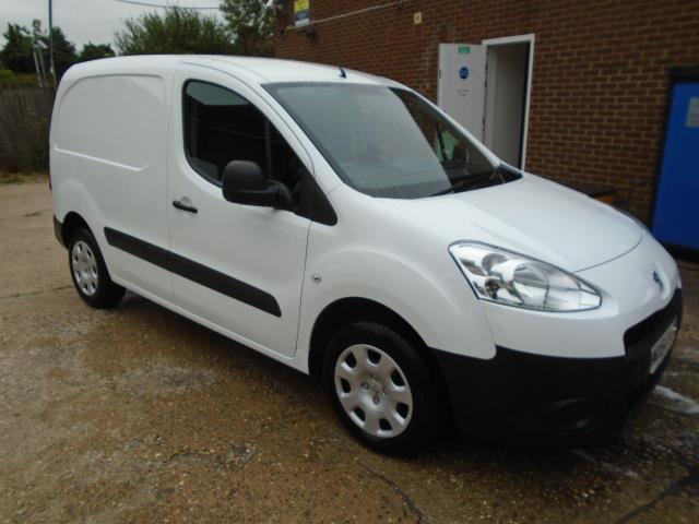 2014 Peugeot Partner 850 S 1.6 Hdi 92 Van [Sld] EURO 5 (NU64WJV)