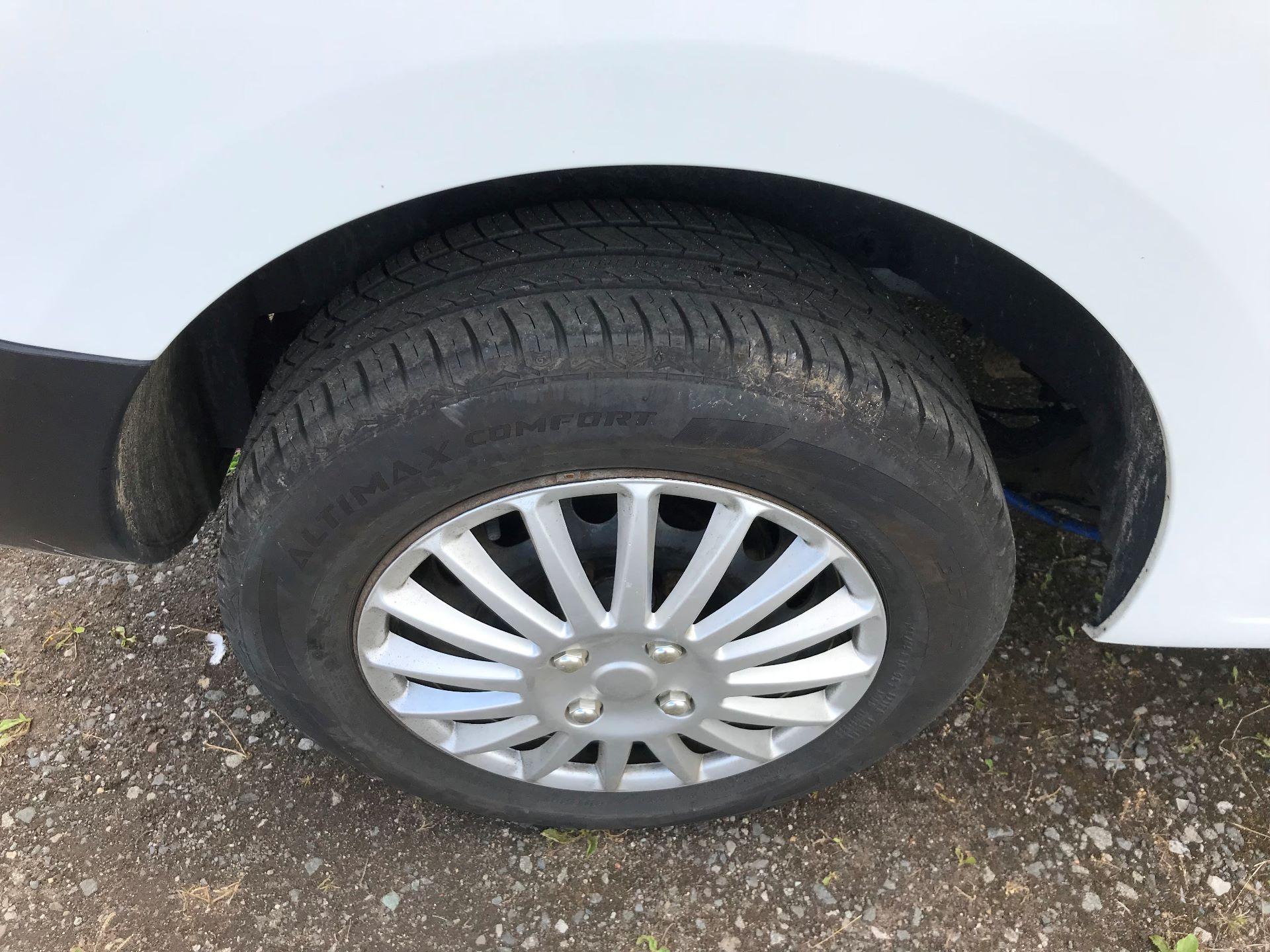 2014 Peugeot Partner 850 S 1.6 Hdi 92 Van [Sld] (NU64WKM) Image 9