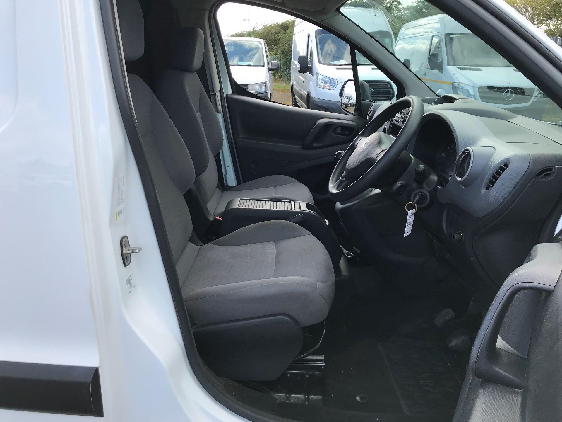 2014 Peugeot Partner 850 S 1.6 Hdi 92 Van [Sld] (NU64WKM) Image 11