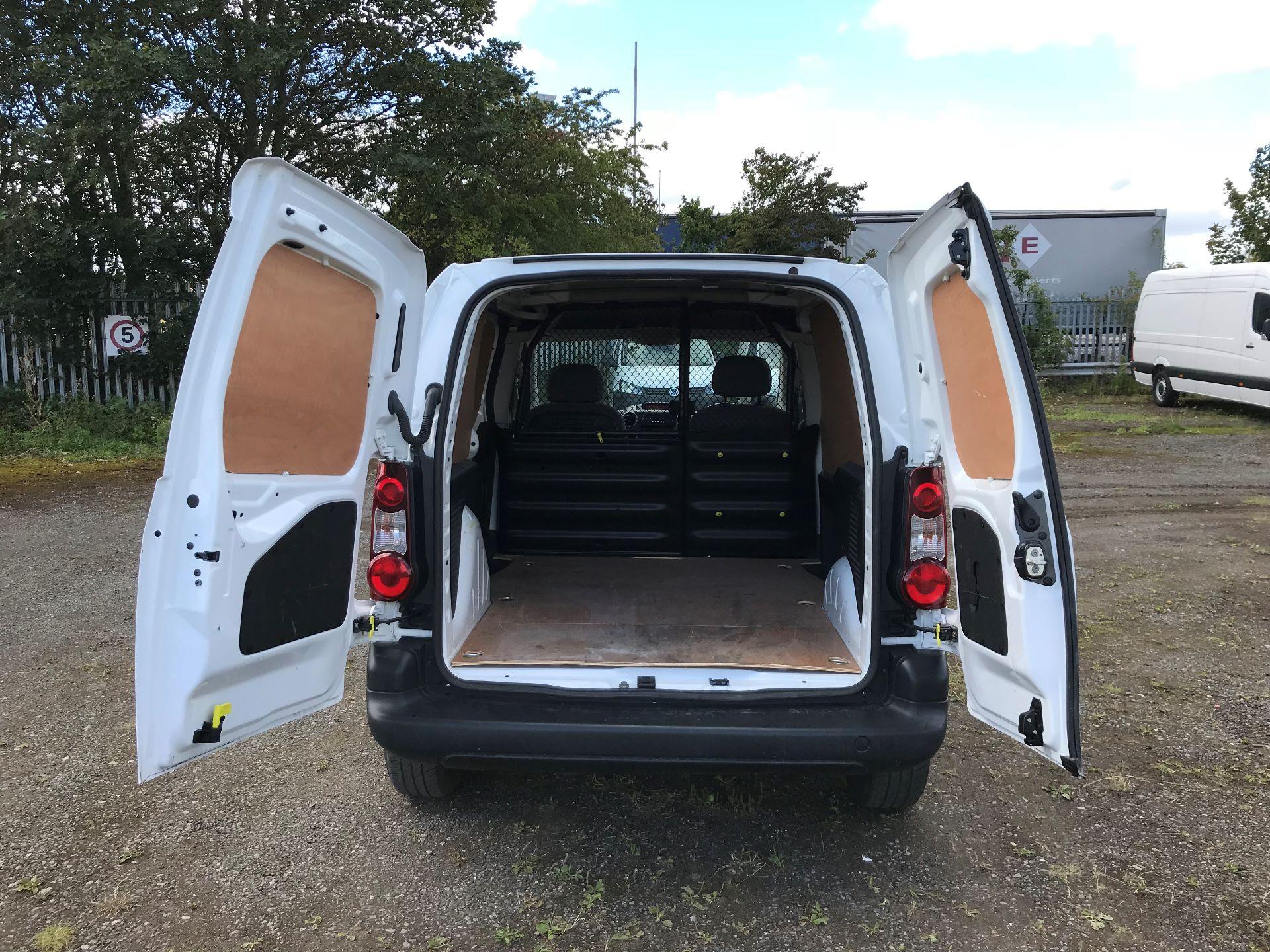 2014 Peugeot Partner 850 S 1.6 Hdi 92 Van [Sld] (NU64WKM) Image 15