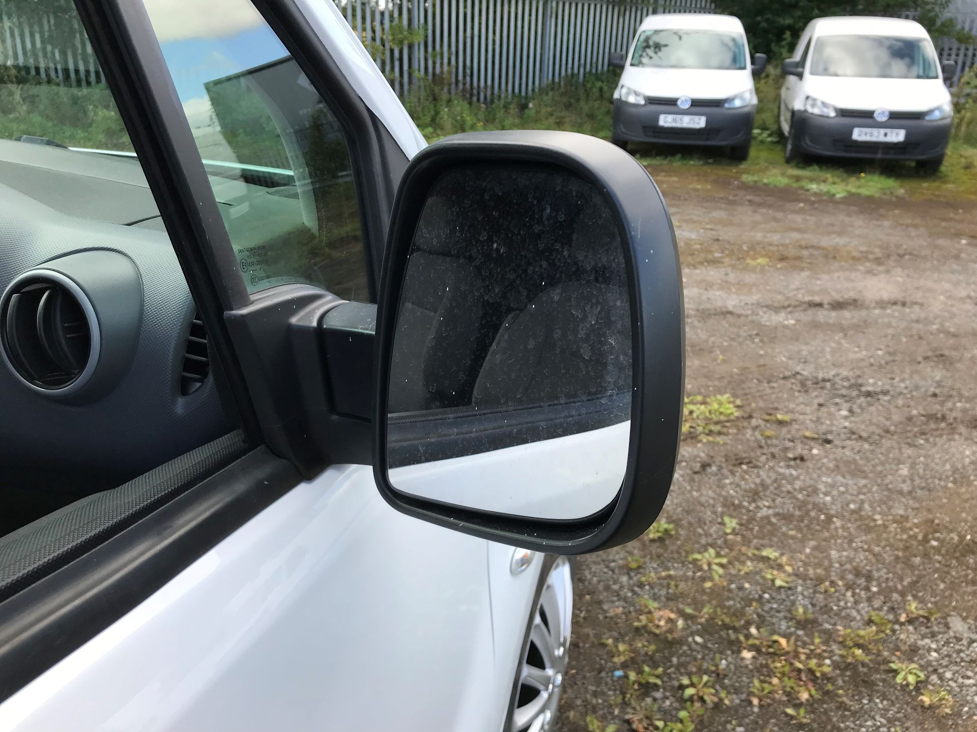 2014 Peugeot Partner 850 S 1.6 Hdi 92 Van [Sld] (NU64WKM) Image 10