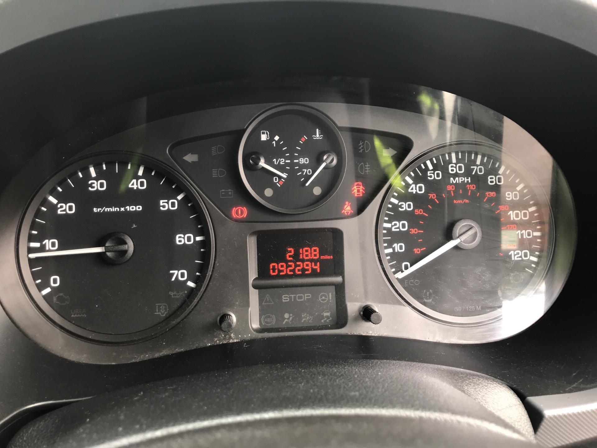 2014 Peugeot Partner L1 850 S 1.6 92PS (SLD) EURO 5 (NU64XMF) Image 13